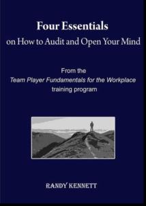 Four Essentials eBook Cover Graphic